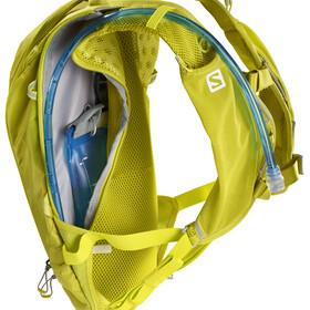 Salomon Agile 6 Backpack Set citronelle/sulphur spring